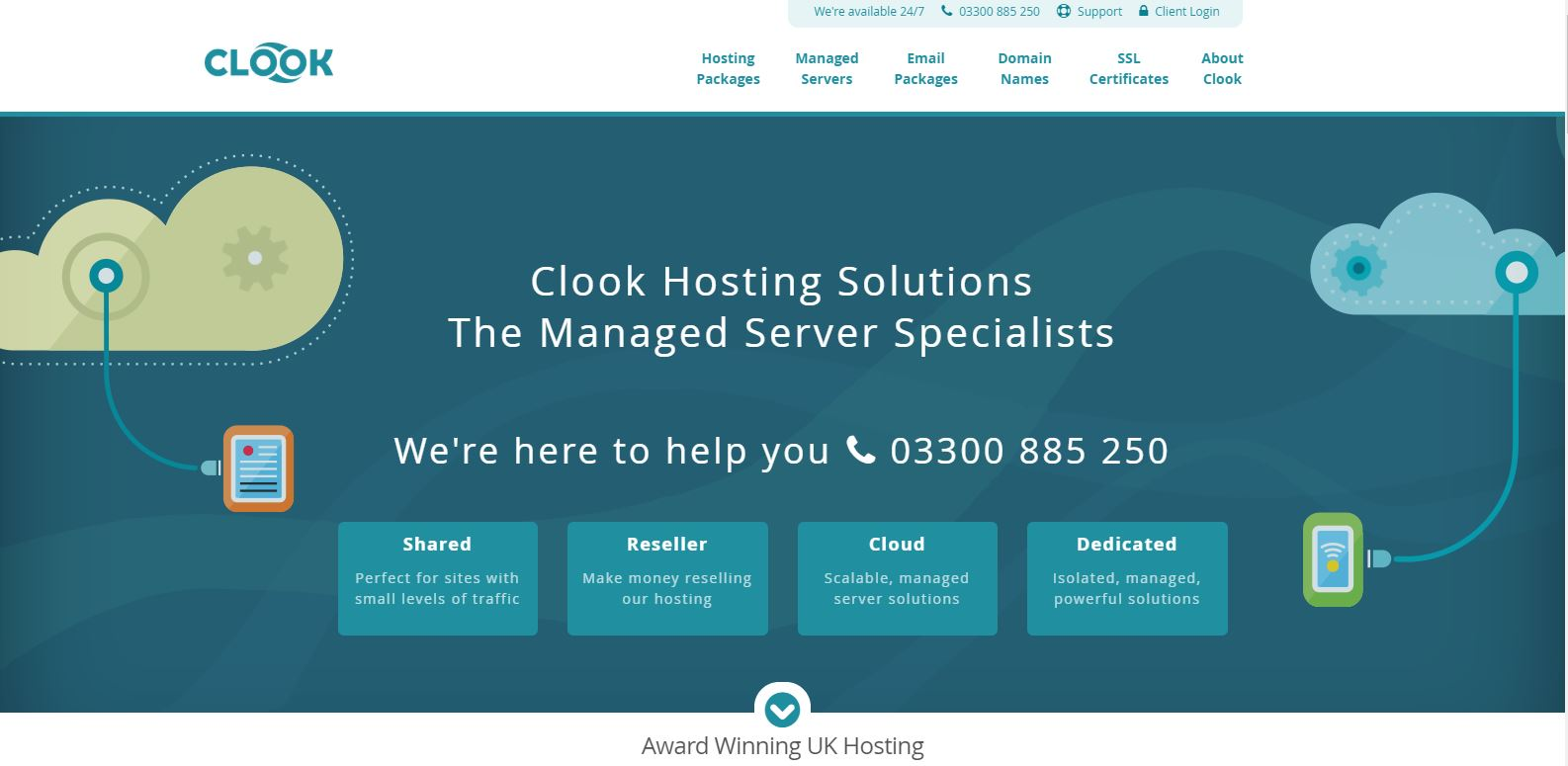 ClookHosting Review