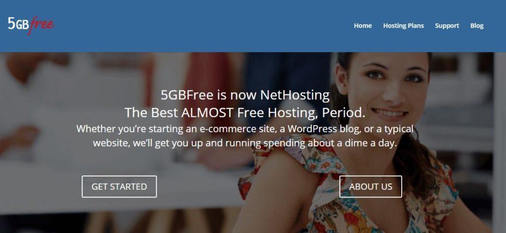 5GN Free Web Hosting